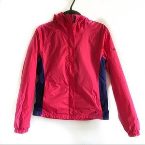 Columbia   Girls pink 14/16 jacket windbreaker